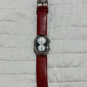 Vintage Philip Stein Teslar technology watch